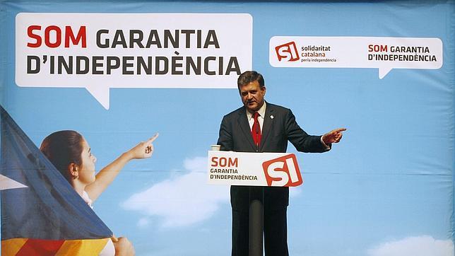 Alfons López Tena en una foto de Reuters hacia 2013.